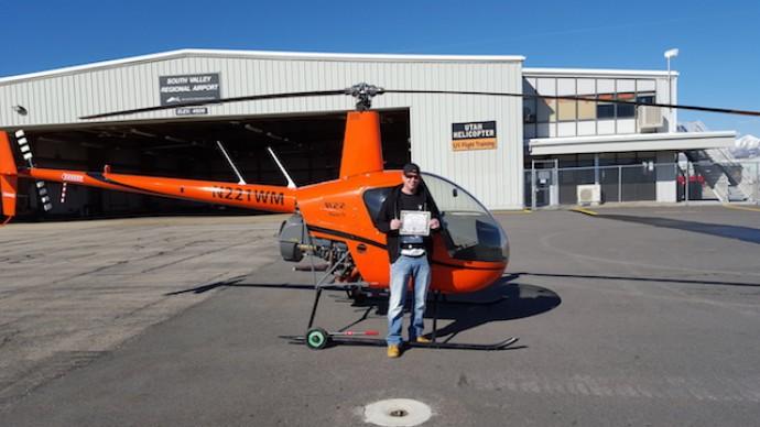 Tyler Grant Commercial Pilot