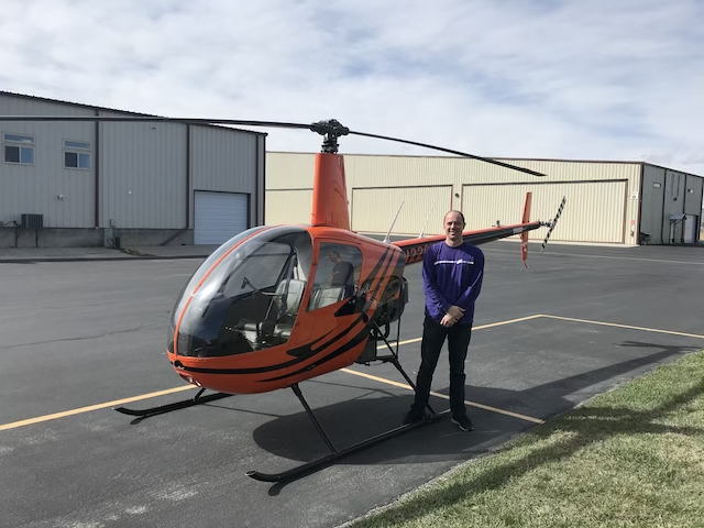 Todd Morgan – Now A Certified Flight Instructor